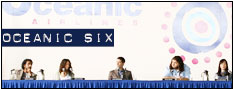 Conferenza Stampa Oceanic Six